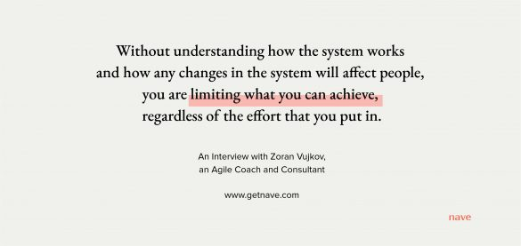 Short Motivational Stories: An Interview with Zoran Vujkov, an Agile Coach and Consultant